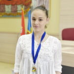 """Pirotski šampioni - Nađa Panić, Gimnastičarski klub """"Soko"""""""