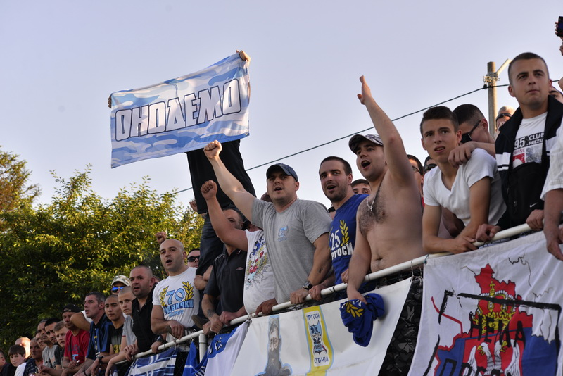 """Photo of Fudbaleri Radničkog """"onodeli"""" Tabane u Jagodini (foto galerija)"""