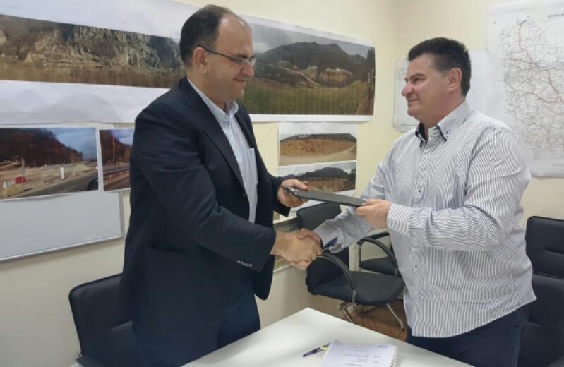 Photo of Aktor nastavlja izgradnju Obilaznice oko Dimitrovgrada