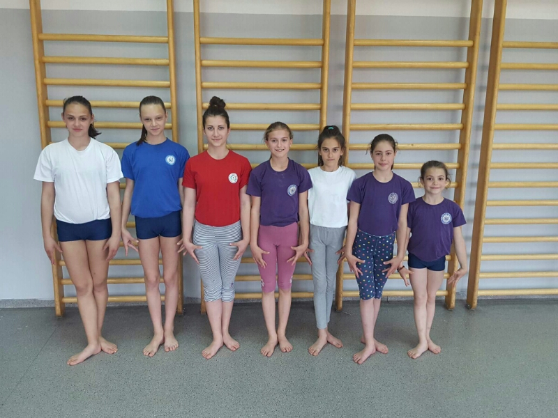 Photo of Gimnastičari na Državnom prvenstvu u Novom Sadu