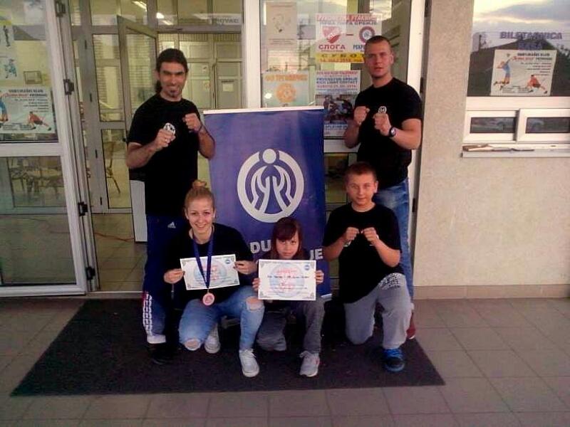 Photo of Srebro i bronza za kik-boksere