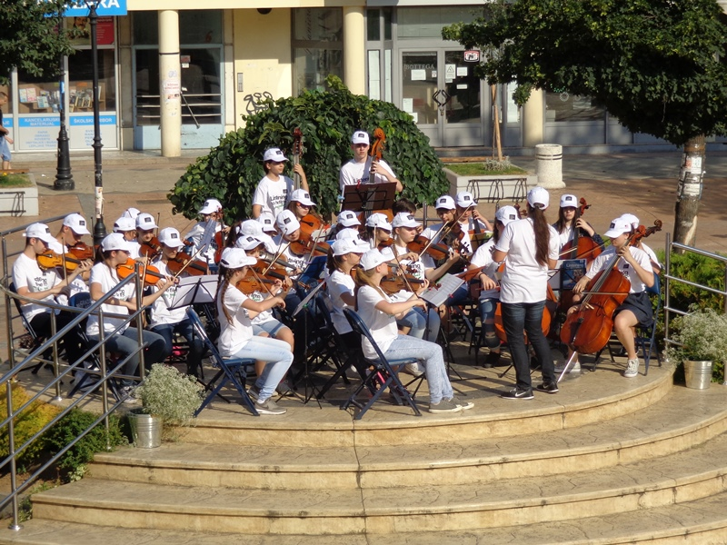 Photo of Održan koncert Dečje filharmonije u Pirotu