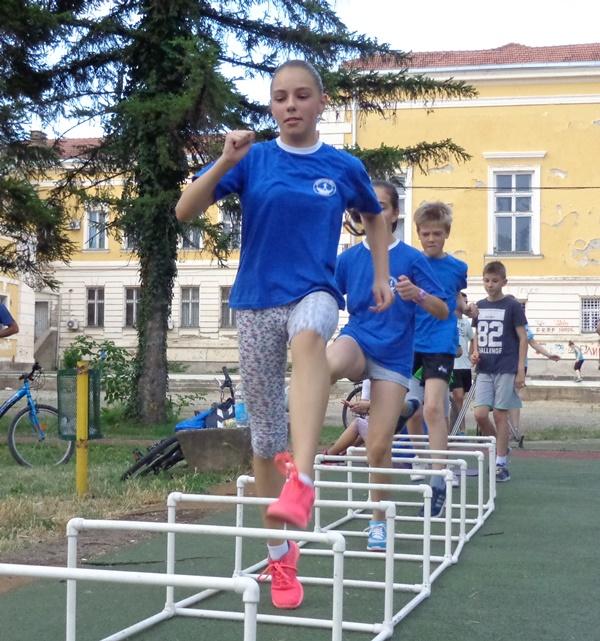 Photo of Počela besplatna letnja škola atletike