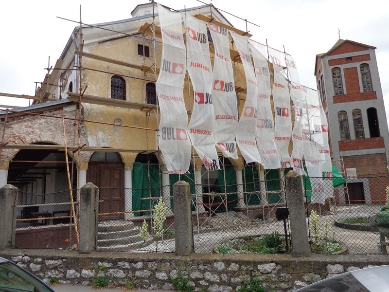 Photo of Rekonstrukcija Tijabarske crkve