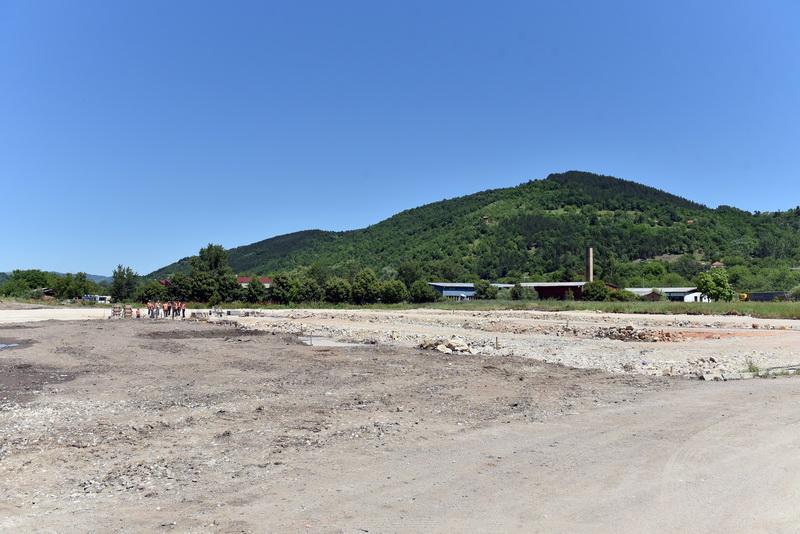 Photo of U toku radovi na izgradnji fabrike za preradu drveta *VIDEO-FOTO*