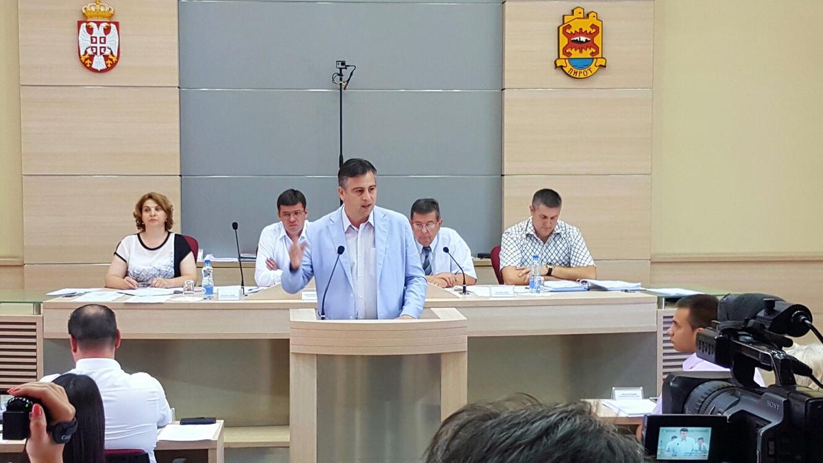 Photo of Vasić:Pirot je grad koji efikasno posluje i radi