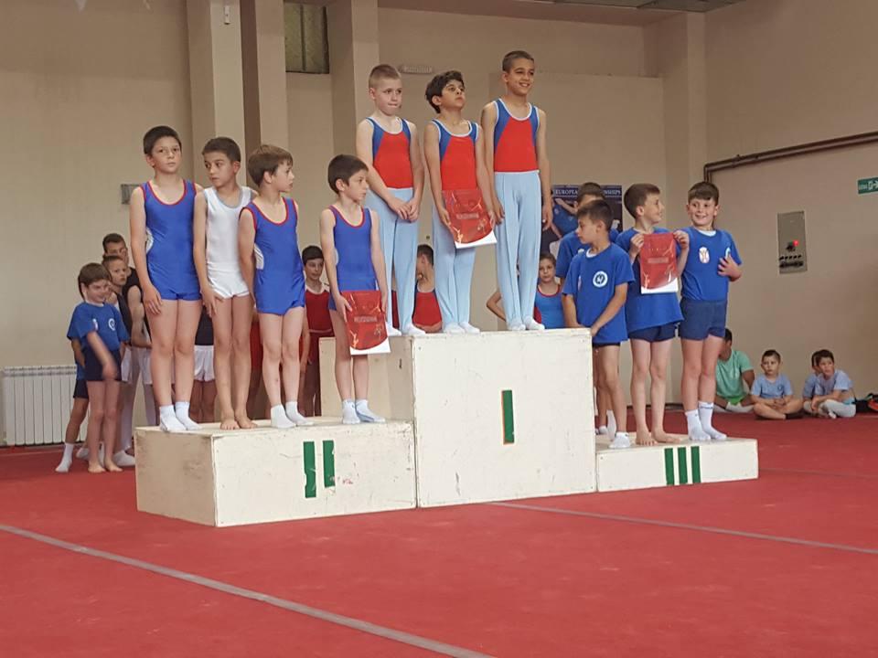 Photo of Gimnastičari uspešni u Kostolcu