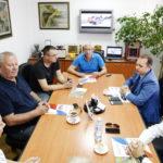 Delegacija iz Italije u poseti Slobodnoj zoni Pirot