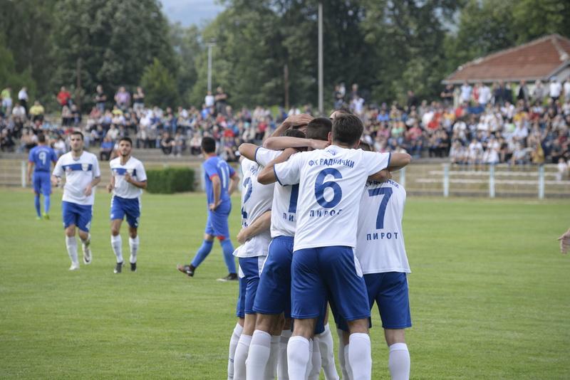 Photo of Radnički pobedio ČSK Čelarevo u prvoj probnoj utakmici