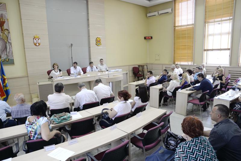 Photo of U toku sednica Skupštine grada – usvojen Završni račun i rebalans budžeta