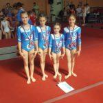 """Gimanstičkom klubu """"Soko 2011"""" treće mesto na Vidovdanskom turniru"""