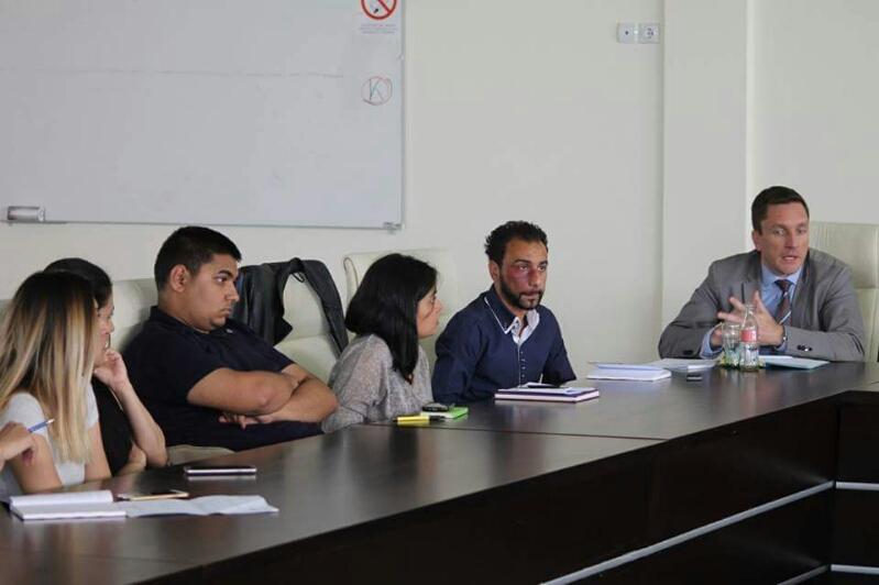 Photo of Piroćanac Aleksandar Durmišević na čelu Romske omladinske mreže