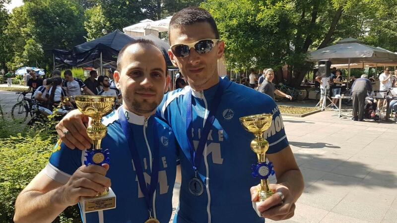Biciklisti doneli pehare iz Niške Banje