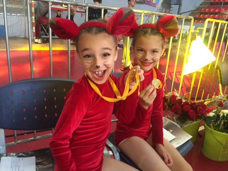 Photo of Uspeh mladih pirotskih plesača