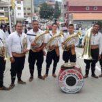 Pirotski trubači na Guči