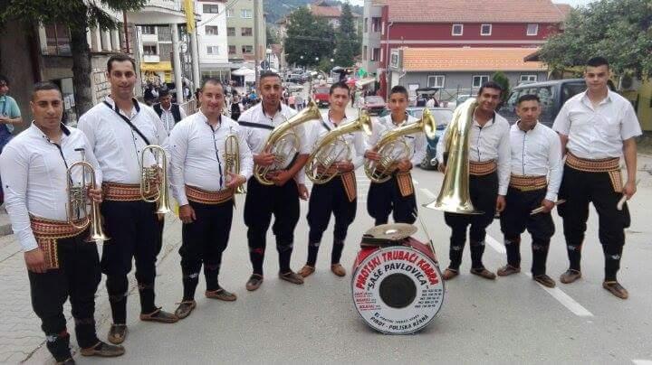 Photo of Pirotski trubači i ove godine na Guči