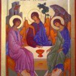 Силазак Светог Духа на Апостоле – Духови – Тројицe