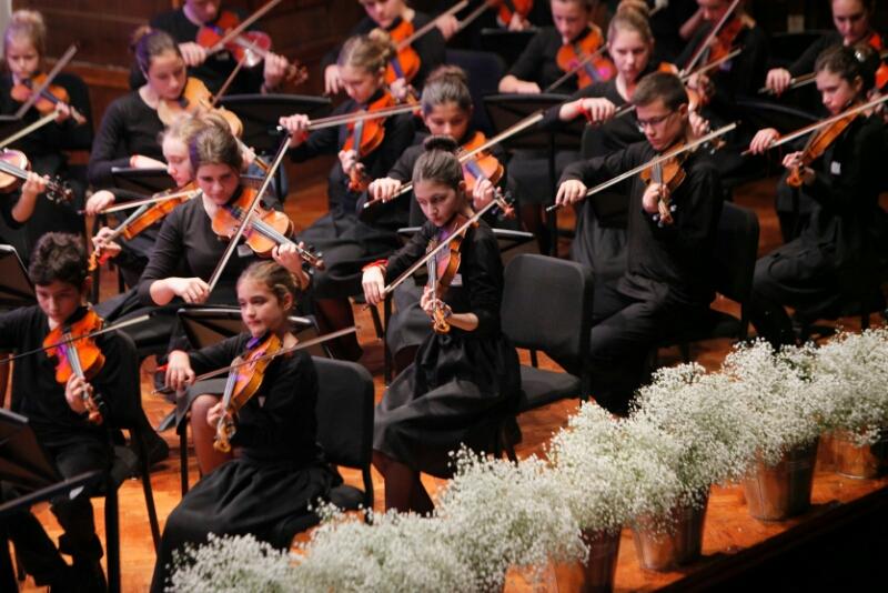 Photo of U subotu koncert Dečje filharmonije u Pirotu