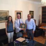 Učešće na forumu Serexpo i prijem kod predsednika komore Sereza