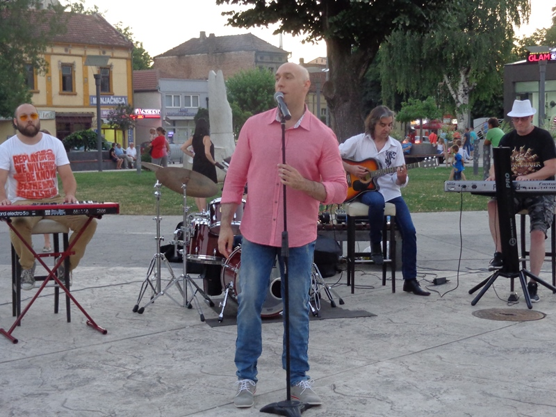 Photo of Završeno snimanje muzičkog spota u centru grada