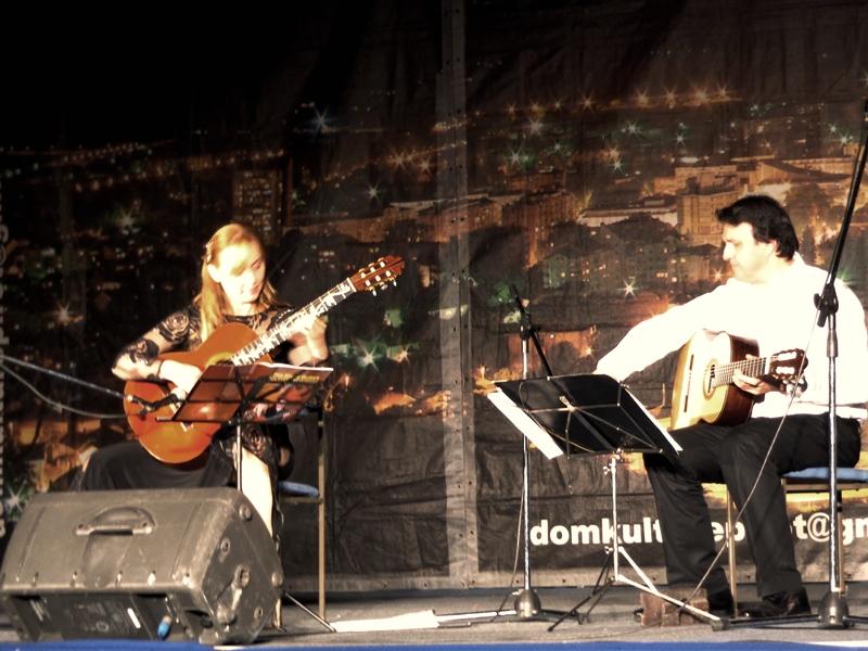 Photo of Koncert klasične muzike Uroša Dojčinovića i Viktorije Kulikovske