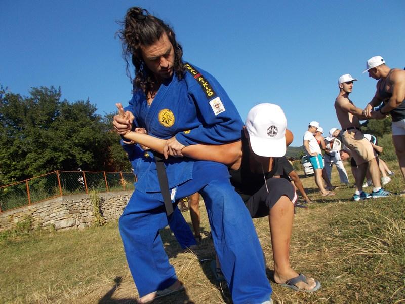 """Photo of """"Crna kobra"""" organizuje kamp realnog aikidoa u Pakleštici"""