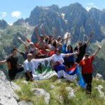 Usponom na vrhove Prokletija proslavili godišnjicu osnivanja kluba