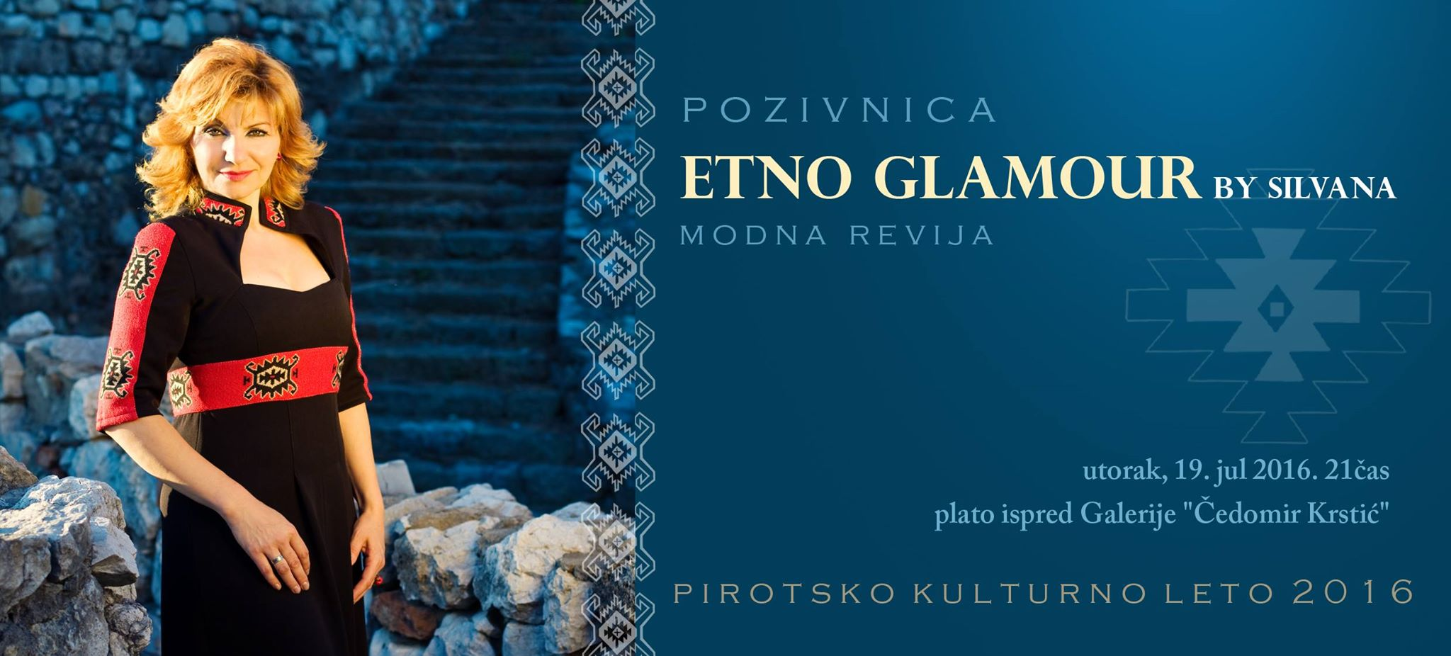 "Photo of Modna revija ""Etno glamur"""