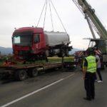 Teška saobraćajka, dvojica mrtvih, troje povređeno