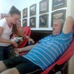 Dimitrovgrad:Stavrov spasava živote