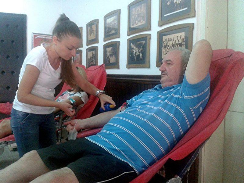 Photo of Dimitrovgrad:Stavrov spasava živote