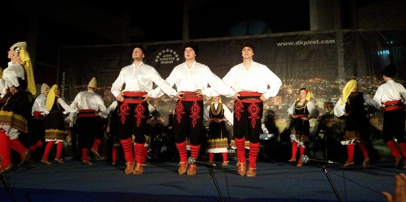 Photo of Pirotski folklorci na festivalu u Portugaliji