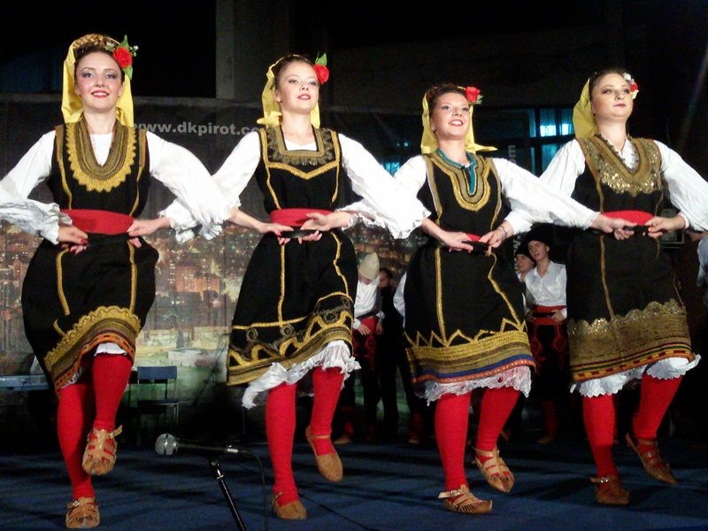 Photo of Dom kulture: Koncert pirotskih folkloraca