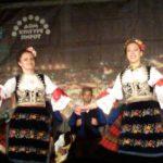 Koncerti folkloraca zbog najavljenog lošeg vremena u dvorani Kluba vojske