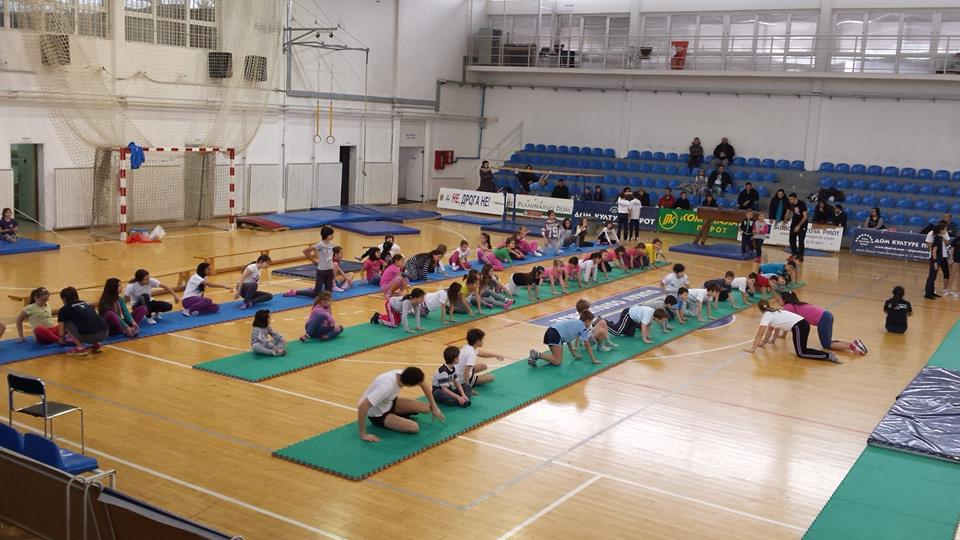 Photo of Regionalno takmičenje u gimnastici u Pirotu