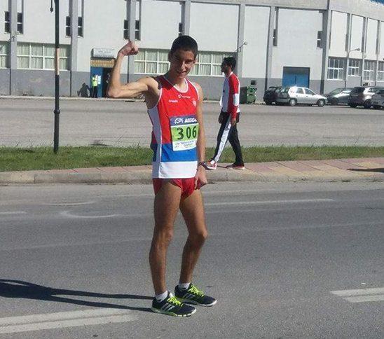 Photo of Jovan Delčev dvanaesti na Evropskom prvenstvu