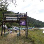 Na Zavojskom jezeru kampuje stotinjak izviđača