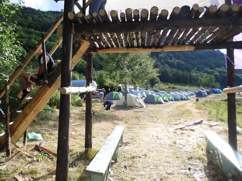 ulaz u kamp