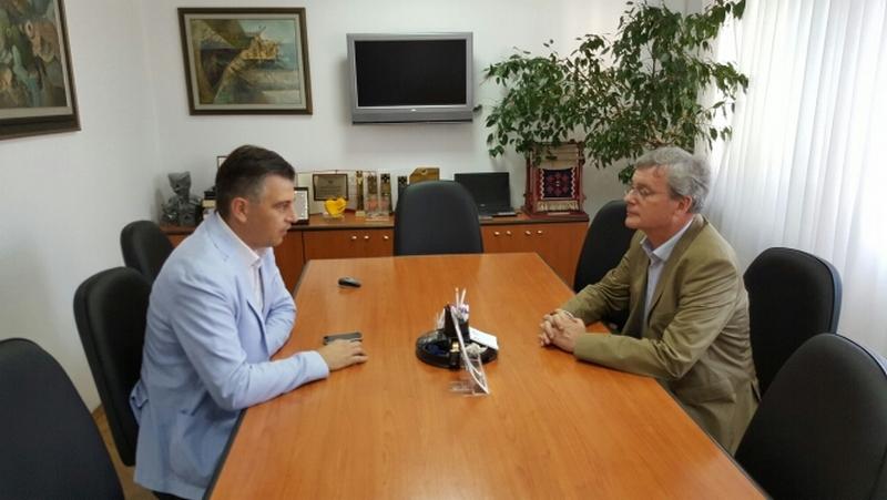 Photo of Ambasador Austrije posetio Pirot