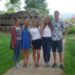 Učenici iz Rusije u poseti drugarima iz Pirota