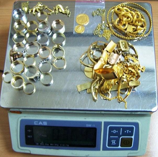 Photo of Gradina:zaplenjen nakit vredan 500.000 dinara