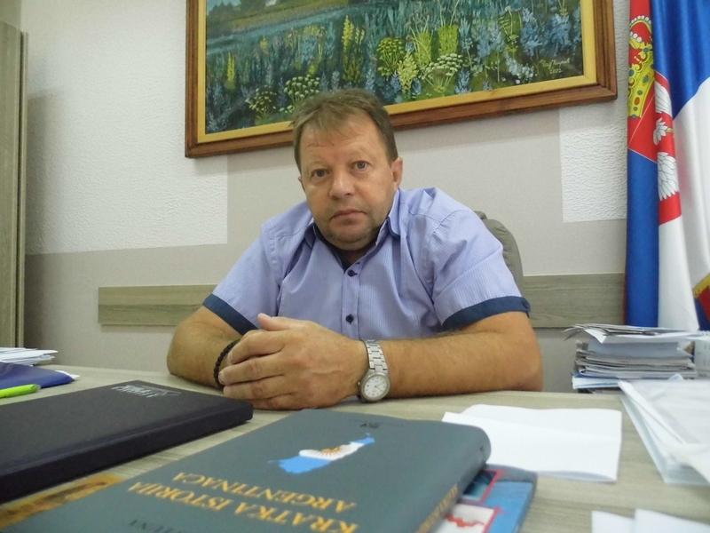 Photo of Predsednik opštine Babušnica Dragan Vidanović podneo ostavku