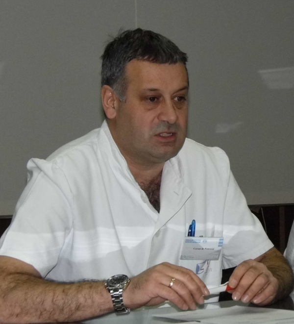 Photo of Dr Petrović:septembra Škola operativne urologije