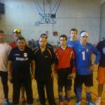 Golbal reprezentacija Srbije na pripremama u Pirotu