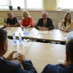 Ambasador Kanade razgovarao sa Vasićem o mogućoj saradnji