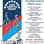 Međunarodni folklorni festival počinje u nedelju