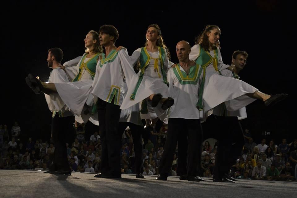 Photo of Šarenilo Međunarodnog folklornog festivala *FOTO*