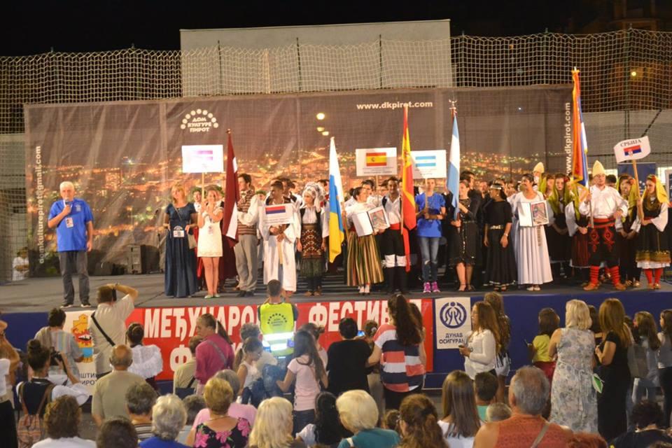 Photo of Završen XII Međunarodni folklorni festival