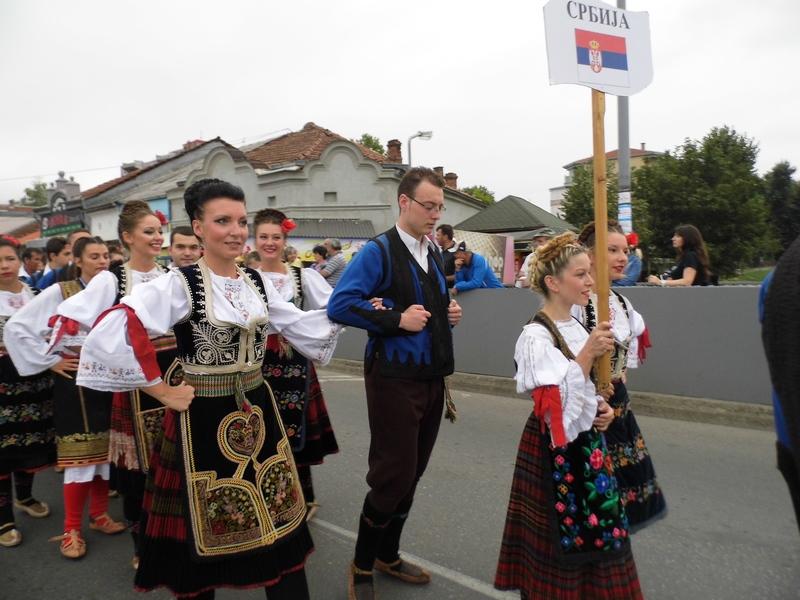 Photo of Defileom otvoren međunarodni festival folklora