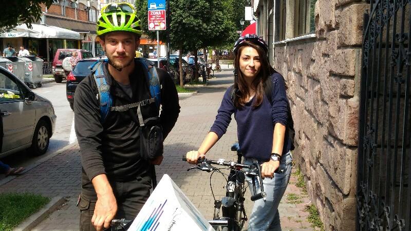 Photo of I Mila sa Potrčkom u misiji širenja dobrote
